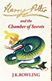 Front cover for the book Harry Potter and the Chamber of Secrets by J. K. Rowling
