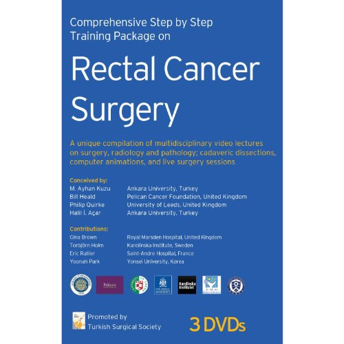 Comprehensive Package (Comprehensive Step By Step Training Package on Rectal Cancer Surgery)