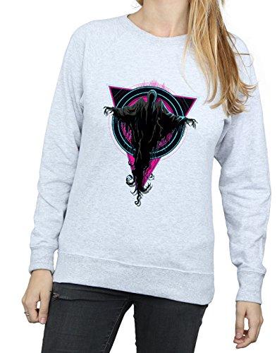 Camisa Harry Dementors Neon Entrenamiento Mujer De Cuero Potter Gris rqIIawz