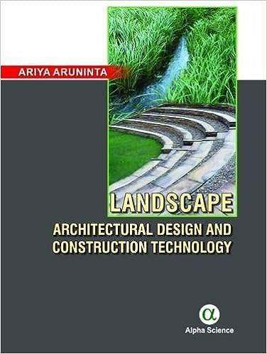 Landscape Architectural Design and Construction Technology ...