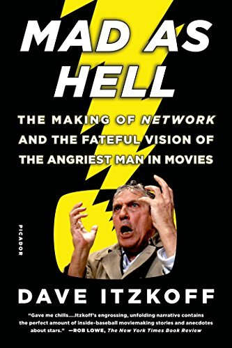 Mad as Hell by Dave Itzkoff (2015-04-01)