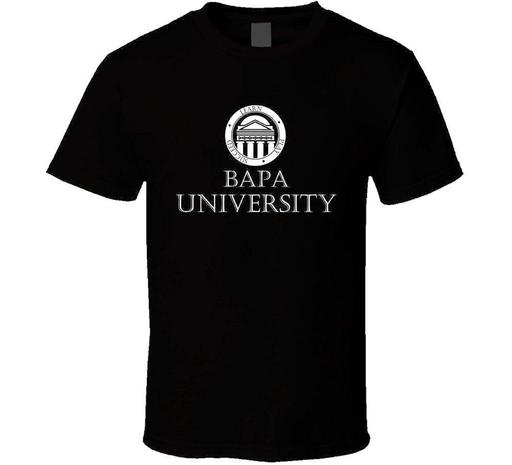 Bapa University Language Cool Shirts