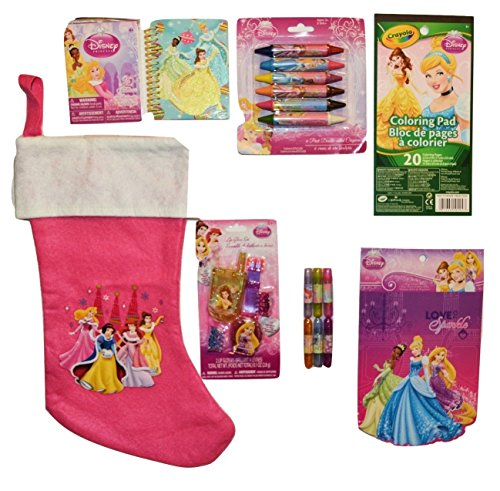 [Disney Princess Christmas Stocking Bundle ~ Holiday Ball 15