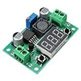 3pcs LM2596 DC-DC 1.3V - 37V 3A Adjustable Buck Step Down Power Module 150KHz Internal Oscillation Frequency With Digital Display Over-Heat And Short Circuit Protection Function -