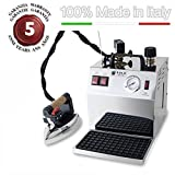 EOLO Professional ironing system GV03 Pro1 with copper boiler and anti-scale heating elements 110-120 Volts