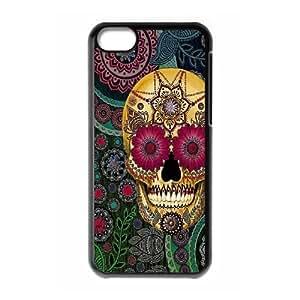 Iphone 5C Sunflower Phone Back Case Custom Art Print Design Hard Shell Protection DFG059974