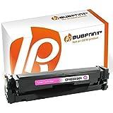 Bubprint Toner kompatibel für HP CF403 X 201X für Color Laserjet Pro M252DW M252N M274N M274DN MFP M277DW MFP M277N 2300 Seiten Magenta