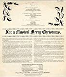 For A Musical Merry Christmas; B.F.Goodrich