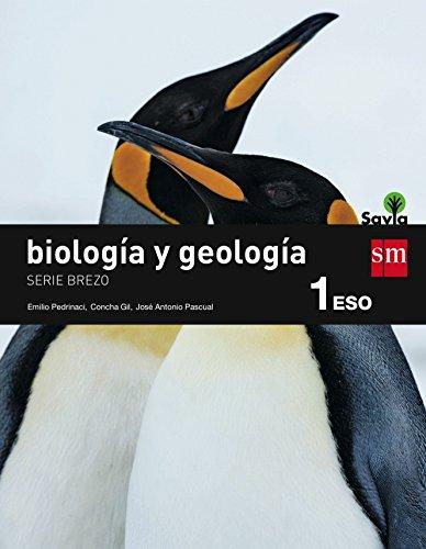 Biología y geología, Brezo. 1 ESO. Savia - 9788467575996