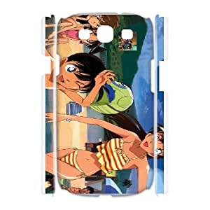 Detective Conan For Samsung Galaxy S3 I9300 Custom Cell Phone Case Cover 98II654282