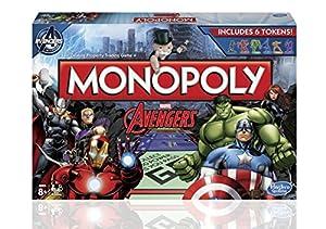 Marvel Avengers Monopoly Brettspiel