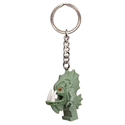 LEGO Atlantis Keychain Barracuda Guardian: Toys & Games