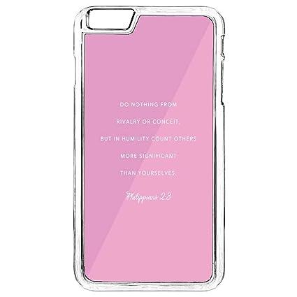 Christian Quotes Bible verse Philippians 2 iphone case