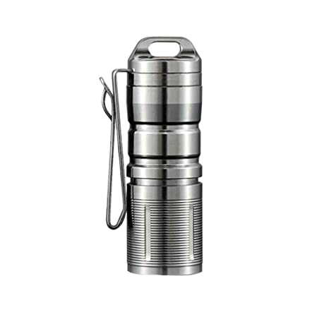 NITEYE Mini-1 130 lm linterna recargable impermeable LED ...