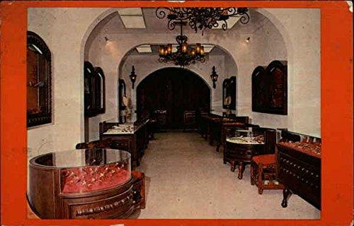 The Gem Shop, St. Thomas' Fine Jewelery Store, Main Street St. Thomas, Virgin Islands Original Vintage - St Stores Main