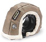 DEI 010146 T6 Titanium Turbo Shield - Custom Fit Turbo Blanket, 26'' x 3.75''
