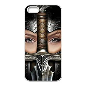 kult heretic kingdoms iPhone 5 5s Cell Phone Case White gift PJZ003-7503002
