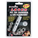 Ethical Pet Spotbrites Laser Pet Toy and Exerciser, My Pet Supplies