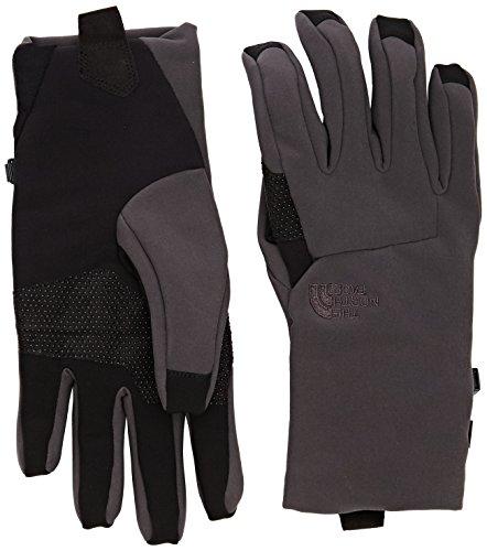 The North Face Apex + Etip Glove Men's Asphalt Grey Large