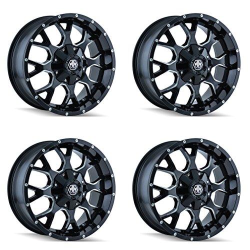 20 Black Rims - 2