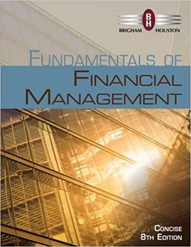 Fundamentals of financial management concise edition with thomson fundamentals of financial management concise edition with thomson one business school edition 1 term 6 months printed access card mindtap course fandeluxe Choice Image
