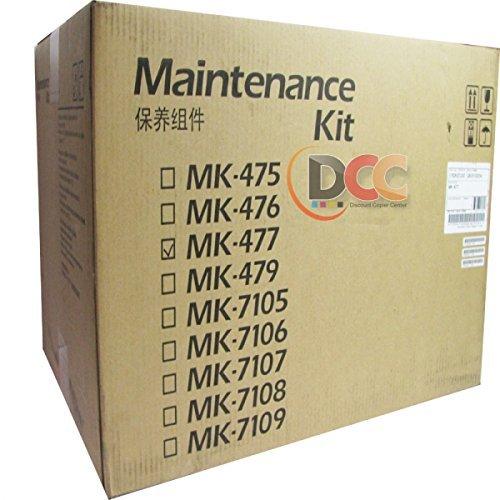 - Genuine Kyocera Mita MK-477 300K Maintenance Kit FOR CS255 CS305