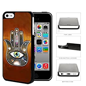 MMZ DIY PHONE CASEHasma Hand Solid Background Series Hard Snap on Cell Phone Case Cover ipod touch 4 (wood)