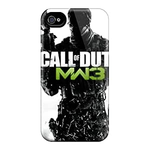 Hard Plastic Iphone 4/4s Case Back Cover,hot Call Of Duty Modern Warfare 3 Case At Perfect Diy