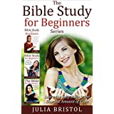 The Bible Study for Beginners Series (3 Titles in 1): Learn The Bible in the Least Amount of Time...