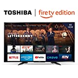 Toshiba 50-inch 4K Ultra HD Smart LED TV with HDR - Fire TV