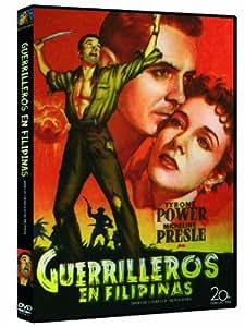 Guerrilleros en Filipinas [DVD]