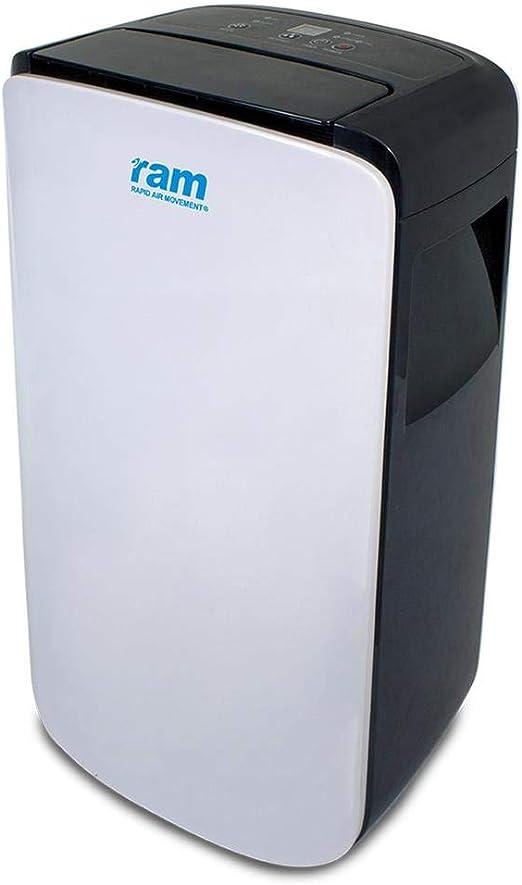 5034517802296 RAM 10L Dehumidifier Hydroponics Growing Tent Grow room Humidity Damp Control (ram10L)