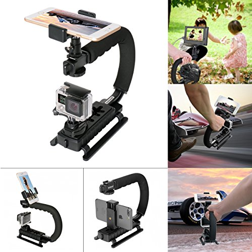 fantaseal-4-in-1-smartphone-action-camera-camcorder-dslr-camera-stabilizer-c-shape-rig-low-position-