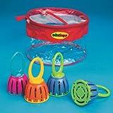 Edushape HL341-4 Cage Bells (Pack of 4)