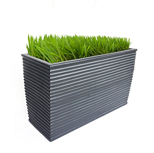 Fiberglass Plant Containers (Winona Planter - 30