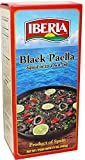 Black Paella, squid in it's own ink. 17 oz. 6 servings by Iberia
