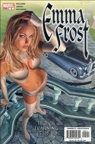 Download Emma Frost 5 Higher Learning ebook