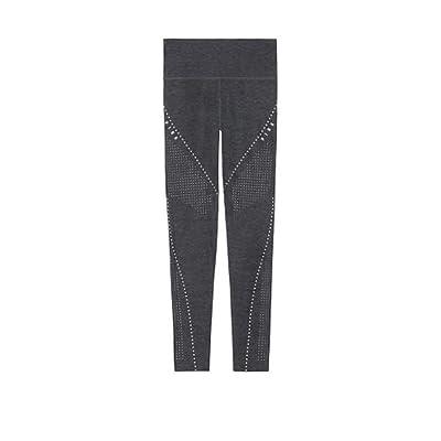 Victoria's secret Pink New Logo Ultimate High-Waist Legging Marl Black (Medium)