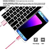 Android Charger Cable,3-Pack 5ft Micro USB Cable