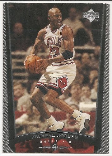 Michael Jordan 1998-99 Upper Deck Chicago Bulls Card #230o