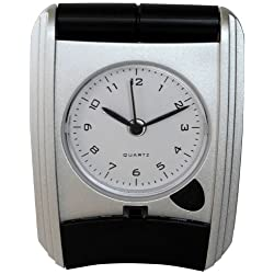 Ashton Sutton CL05 Travel/Table Alarm Clock