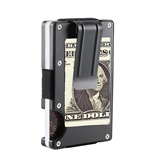 money clip and credit card holder - 4
