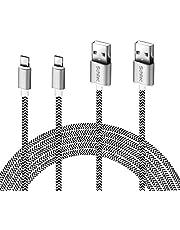 Cable Micro USB, Cable de Carga Micro USB 2.0 de Nailon Trenzado de Alta Velocidad y Cable de Carga r??¨¬?¡§|pida para Nexus, HTC, xiaomi ?¡§o? Kindle y m??¨¬?¡§|s Dispositivos Android