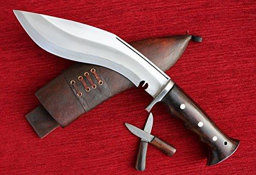 Genuine British Gurkha Iraq Operation Kukri Knife 8 inch Full Tang (Best Kukri For The Money)