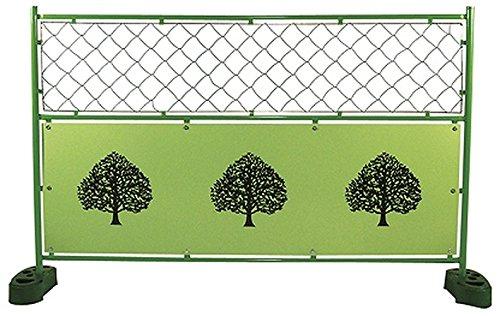 ミニフェンス 樹木  金網 1200x1800