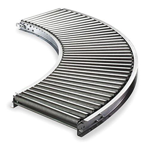 Ashland-Conveyor-12F90EA15B22-Roller-Conveyor-90-Curve-22BF