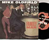 MIKE OLDFIELD - FAMILY MAN - 7 inch vinyl / 45 record