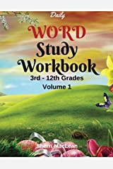 Daily Dictionary 3rd-12th Grade: Volume 1 Paperback