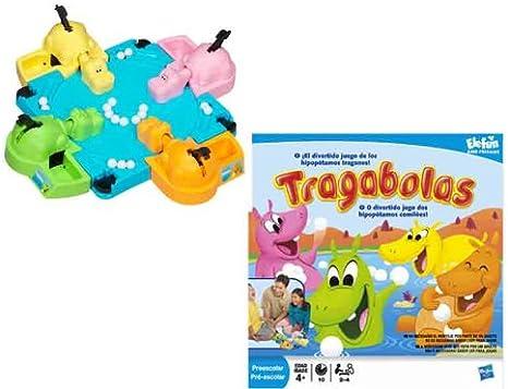 Hasbro Juegos Infantiles Tragabolas 05297175: Amazon.es: Juguetes ...