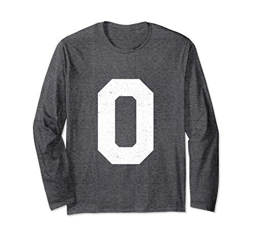 number long sleeve shirt - 2